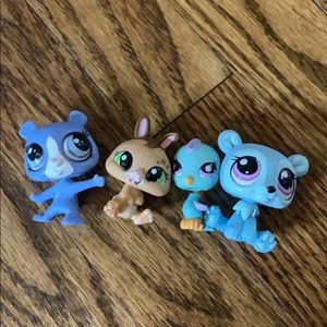 Little pet shop lot